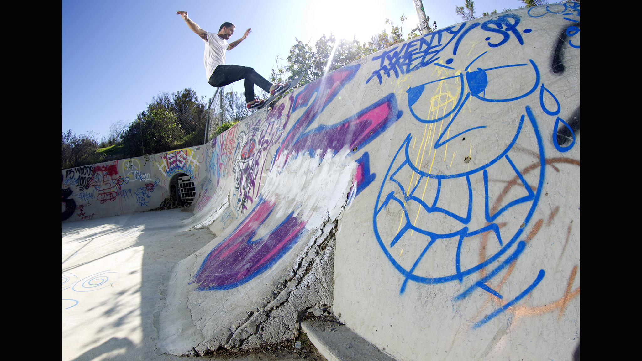 Nate Lacoste, F/S feeble