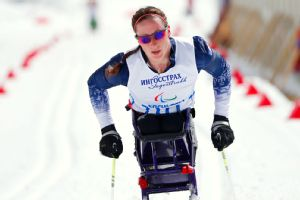 Tatyana McFadden, a 10-time medalist in the Summer Paralympics, earned her first Winter Games medal, a silver in the 1K cross-country sprint, less than two years after learning to ski.