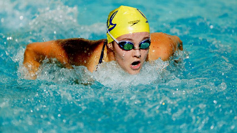 Cal sophomore Rachel Bootsma struck gold at the London Olympics, swimming in the prelims of the 400-meter medley relay for Team USA. The Minnesota native, who also finished 11th in the 100-meter backstroke in London, will be competing in the 100- and 200-yard butterfly and the 100-yard backstroke in Minneapolis. She is the reigning champion in the 100 backstroke.