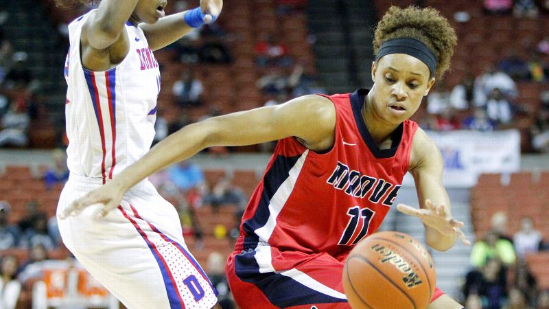 The Gatorade national player of the year, Turner averaged 20.8 points, 11.5 rebounds, 4.2 assists, 3.9 blocks and 3.7 steals and led Manvel (Texas) to a state title as a senior. The No. 2 prospect in the espnW HoopGurlz Top 100 for the 2014 class will be taking her off-the-charts talent to Notre Dame next season.