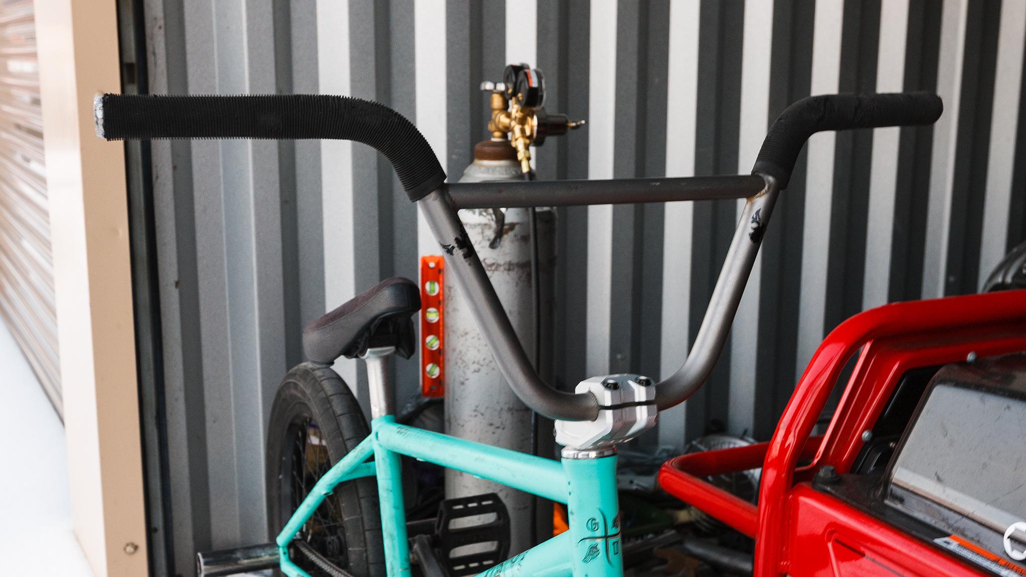 GT handlebars