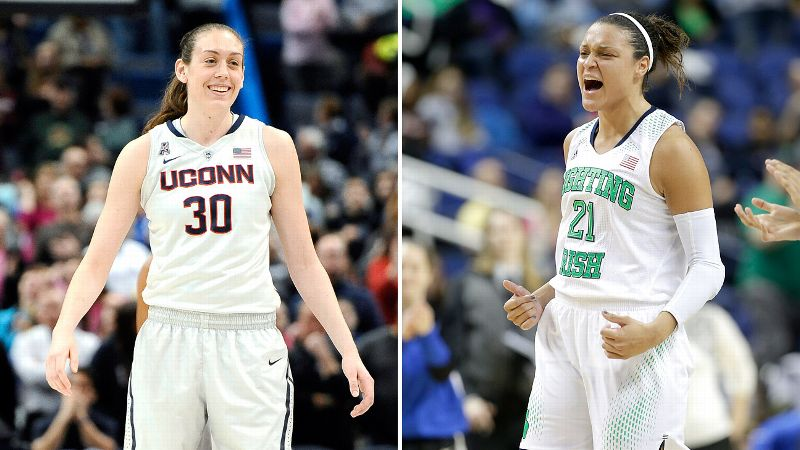 UConn is 36-0 and Notre Dame is 34-0. And counting. Will either of them reel off four more wins and draw a blank in the loss column for the 2013-14 season? As both the Huskies and the Irish continue their quests for perfection, we look back at some other memorable undefeated women's teams in college sports history.