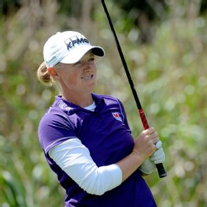Stacy Lewis is the top player for the U.S. team, which nudged South Korea for the No. 1 seeding.