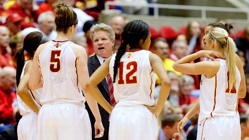 Iowa State fell to Florida State 55-44 in the first round of the NCAA tournament.