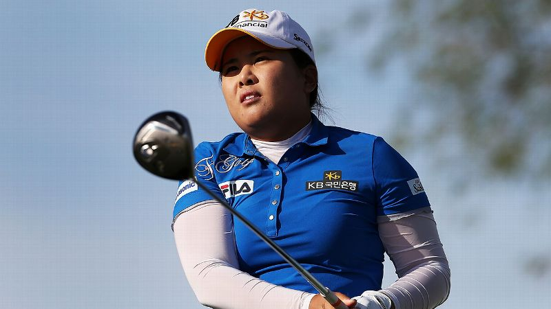 In four tournaments this year, Inbee Park has four top-10 finishes -- and she says she's hitting the ball better than last year.