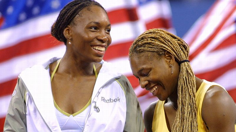 2001 US Open Final: Venus vs. Serena