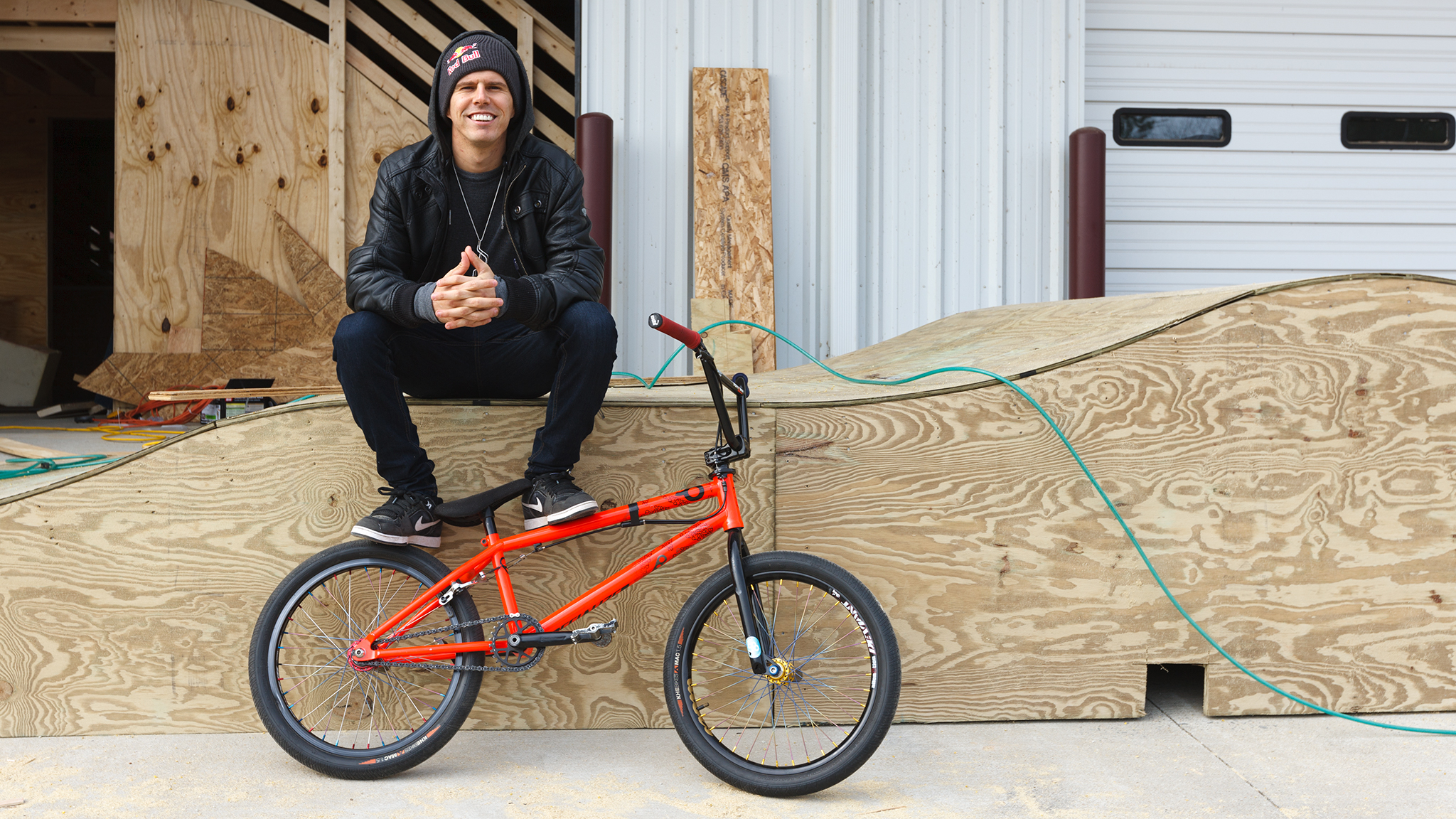 Daniel Dhers and his Specialized P20