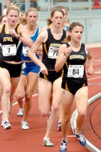 Serena Burla's life has taken some unexpected turns since she was a two-time Big 12 runner-up at Missouri.