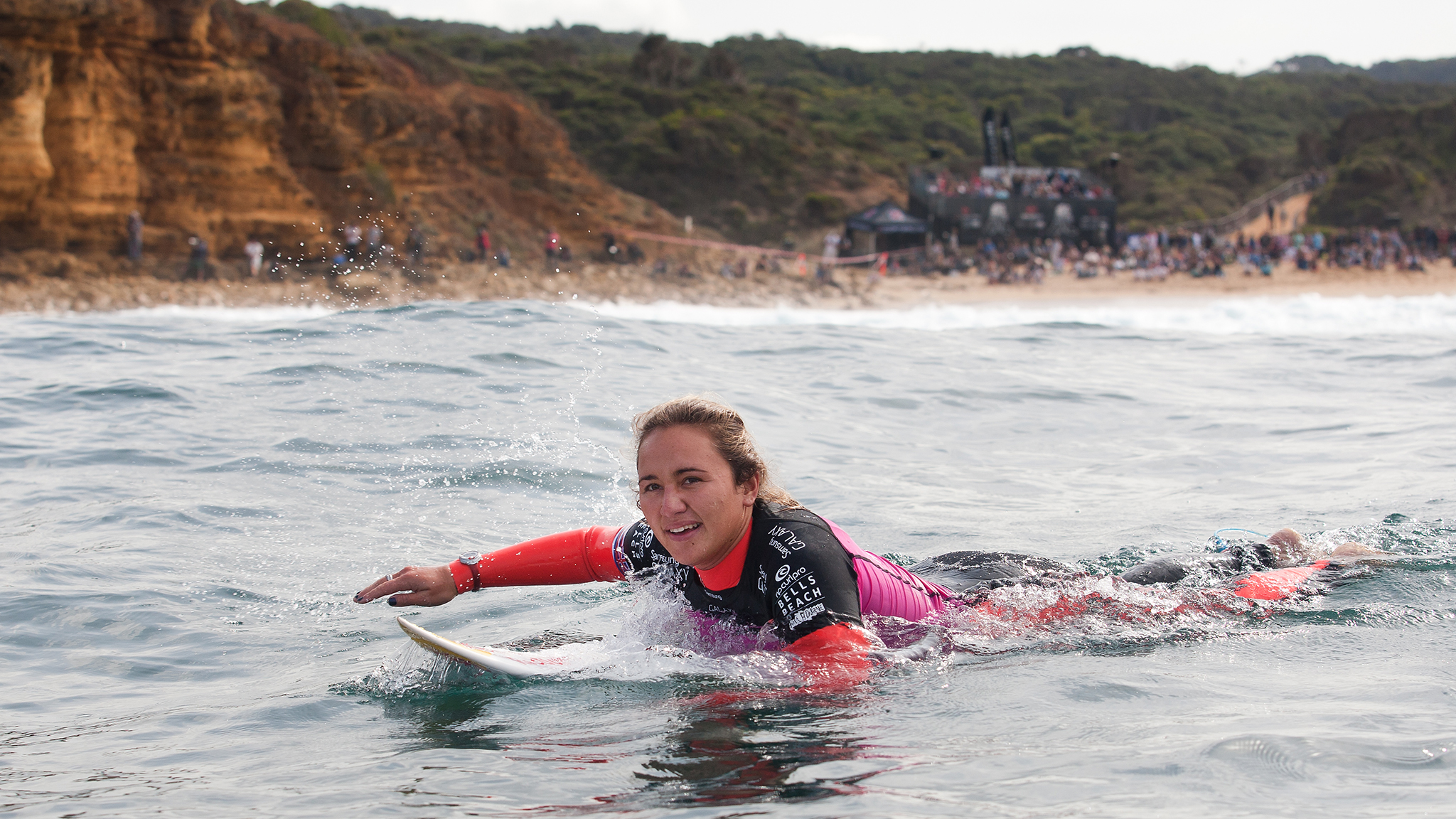 By the time Carissa Moore was 21, she had won two ASP World Titles and was well-funded by sponsors like Nike, Target and Red Bull. The new regime will only empower her further.
