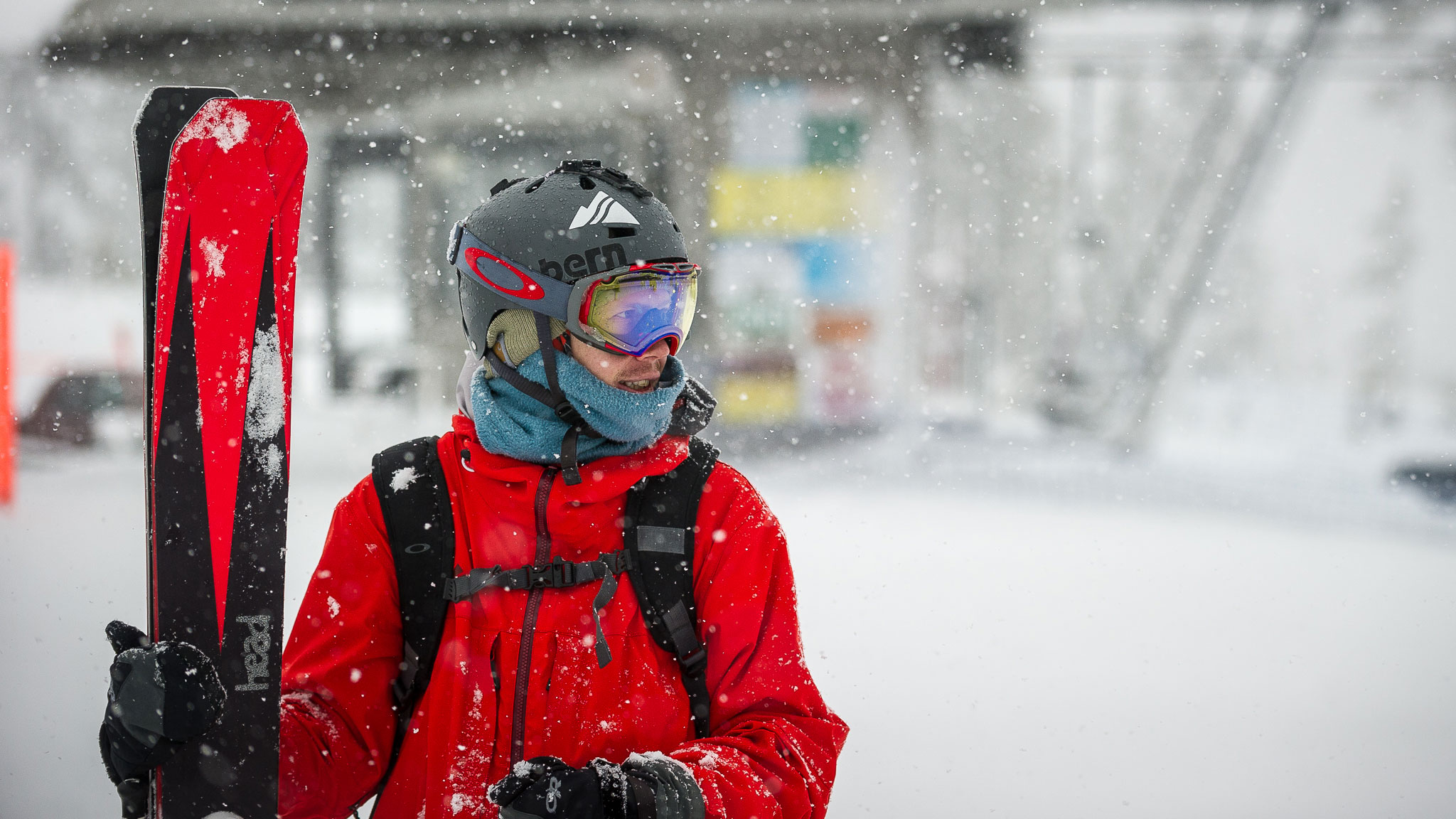 Timy Dutton, a pro skier and Squaw Valley native, was killed Tuesday in a skydiving accident.