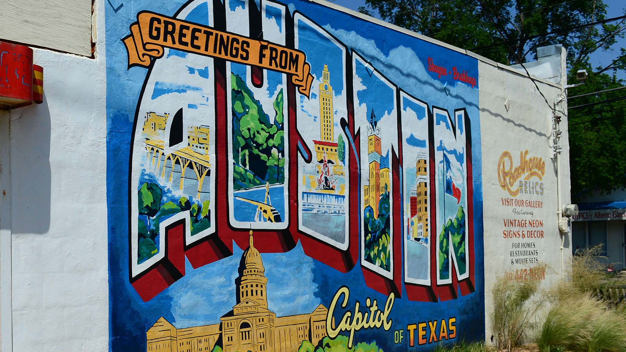 Welcome to Austin, Texas