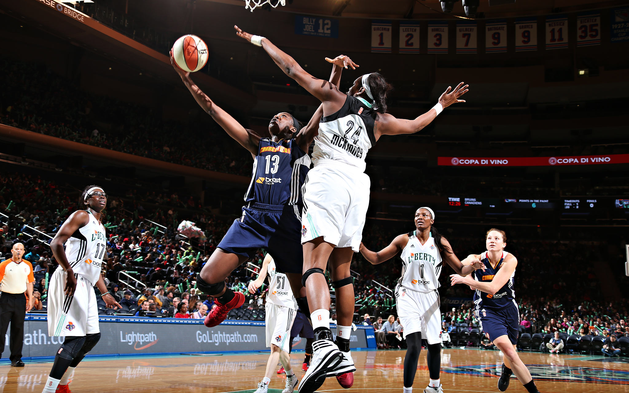 WNBA Preseason