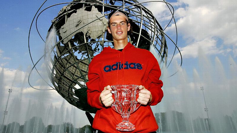 Since winning the US Open boys title in 2004, Andy Murray has gone on to win more than 30 million in prize money and 28 ATP titles.