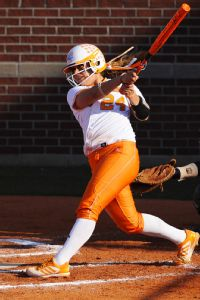 Annie Aldrete and Tennessee travel to the Norman Super Regional to take on Oklahoma in a rematch of last year's championship series, won by the Sooners.