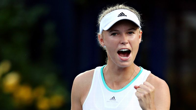 Caroline Wozniacki went 192-58 from 2009 to '11, when she started dating Rory McIlroy. She's 104-51 since.