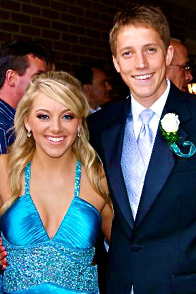 I remember that prom night as being one of my favorite high school memories. I loved getting ready, having an amazing date and dancing all night!