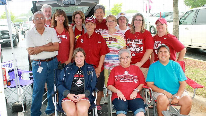OU tailgaters