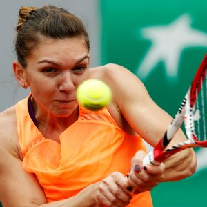 Simona Halep has a good amount of experience, and she's still 22 years old.