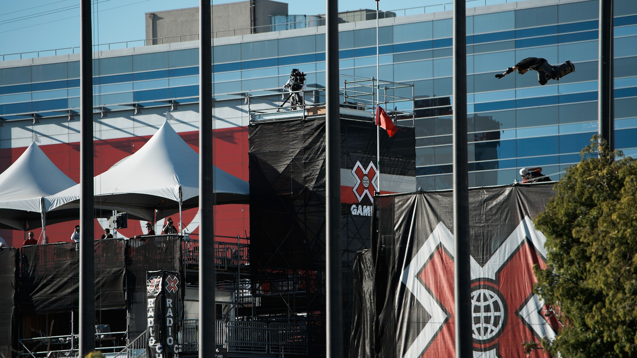 X Games Los Angeles, 2012