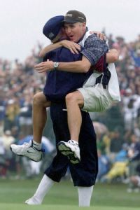 Payne Stewart, Mike Hicks