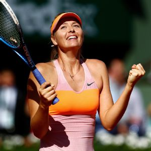 Not even Maria Sharapova thought she could dominate on clay, but she enters Wimbledon on the heels of her second French Open victory.