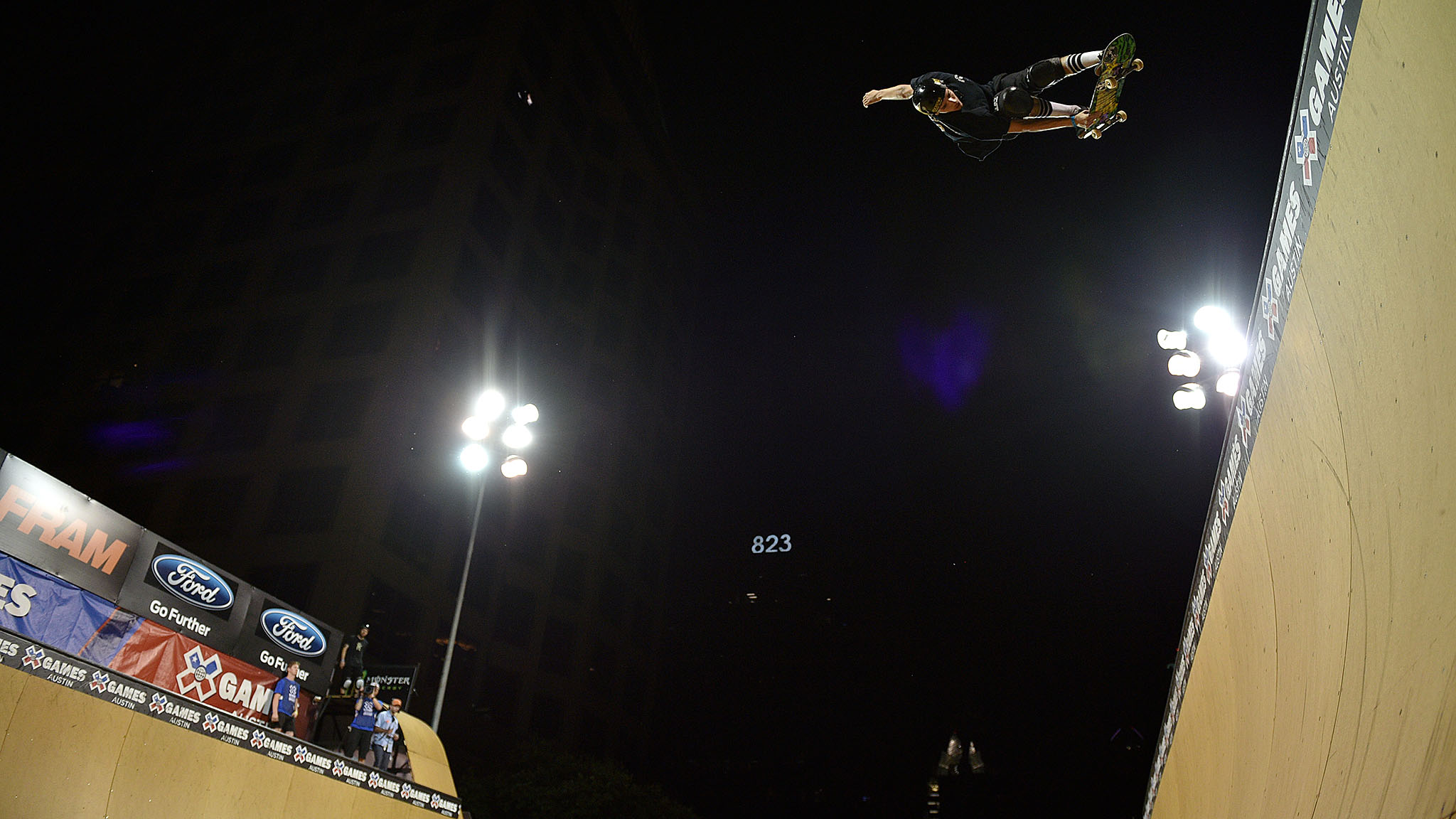 Twenty-year-old Jimmy Wilkins became just the seventh different skater to win gold on the vert ramp in the 20-year history of X Games. It's both shock and anxiety, said Wilkins, who previously estimated his chances of winning at none.