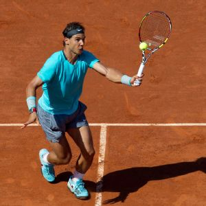 Until two days ago, Rafael Nadal was not considered the favorite to win the French Open.