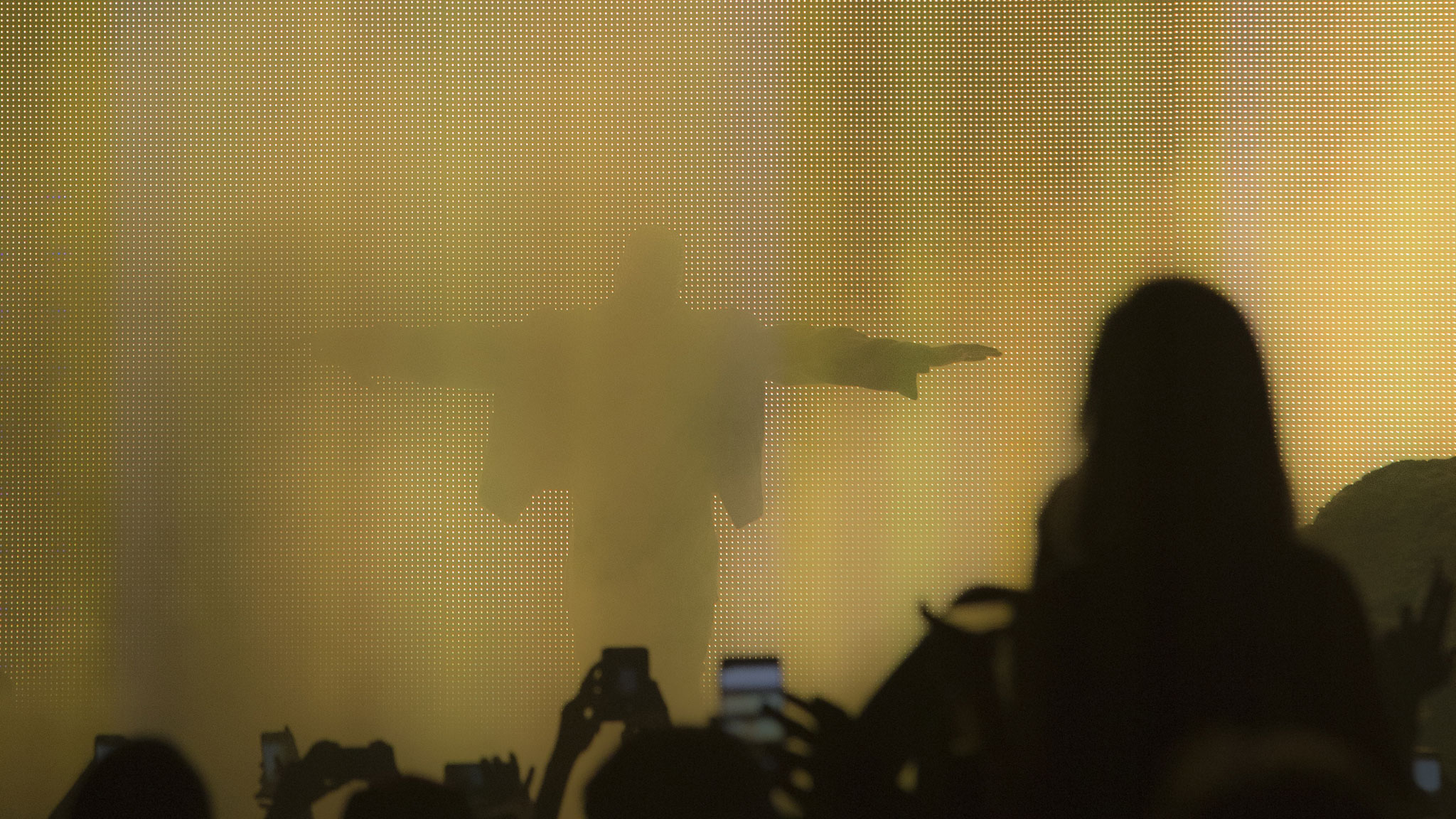 Kanye West packs the house on Saturday at X Games Austin.