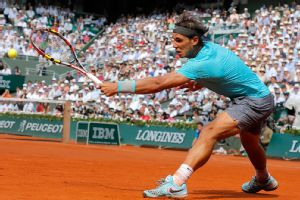 Rafael Nadal, amazingly, now has a 66-1 record at Roland Garros.