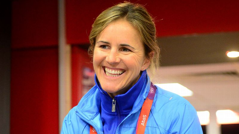 Brandi Chastain played on two World Cup championship teams and two Olympic gold medal-winning squads.