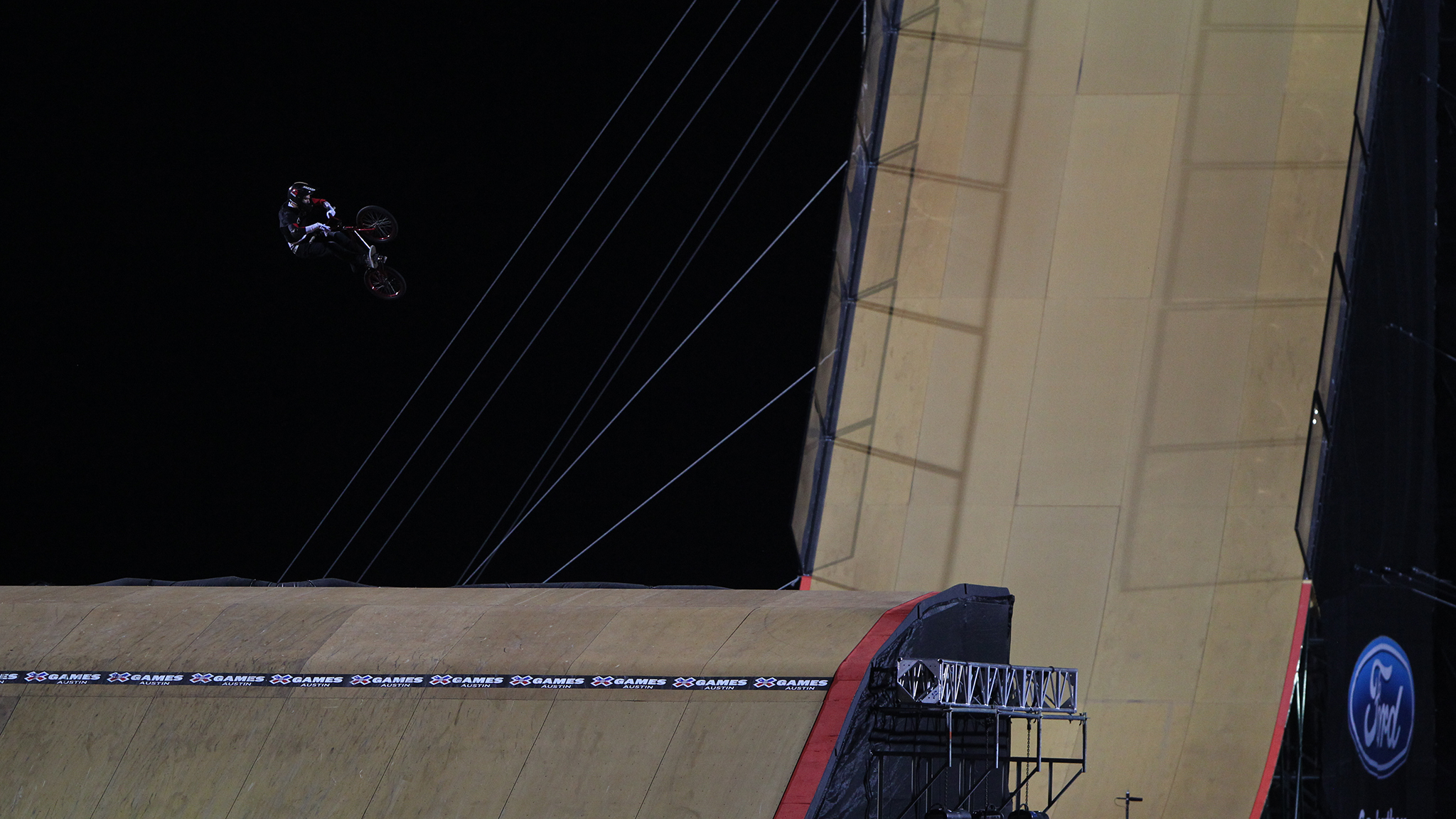 BMX Big Air -- Colton Satterfield