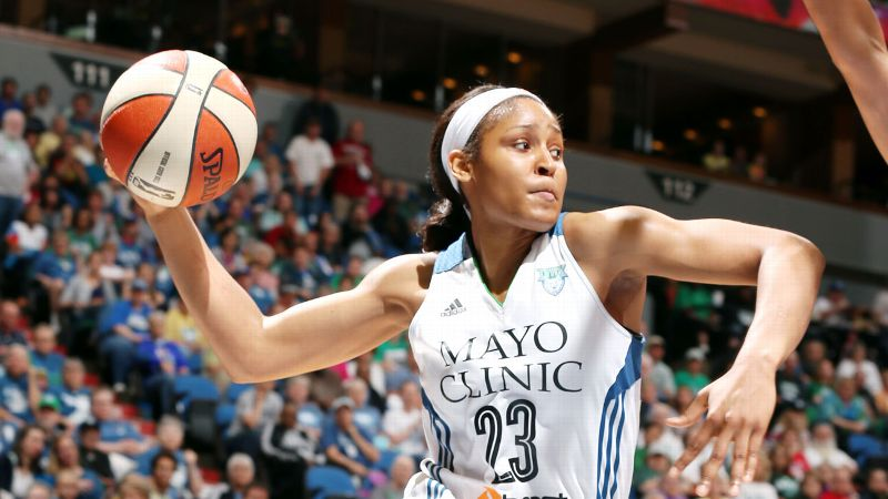 The Lynx (9-4) are the defending champions and have all their star players back on the floor, including MVP candidate Maya Moore, who leads the league in scoring with 23.7 PPG. It is no surprise that Moore and Minnesota are still clearly among the best in the league. So far, the Lynx have won more games than any other WNBA team and rank No. 2 in scoring, setting the bar high for anyone who would challenge them. Minnesota has hit a bit of a skid with three losses in four games, but plays three of its next four at home, where the Lynx are 3-1.
