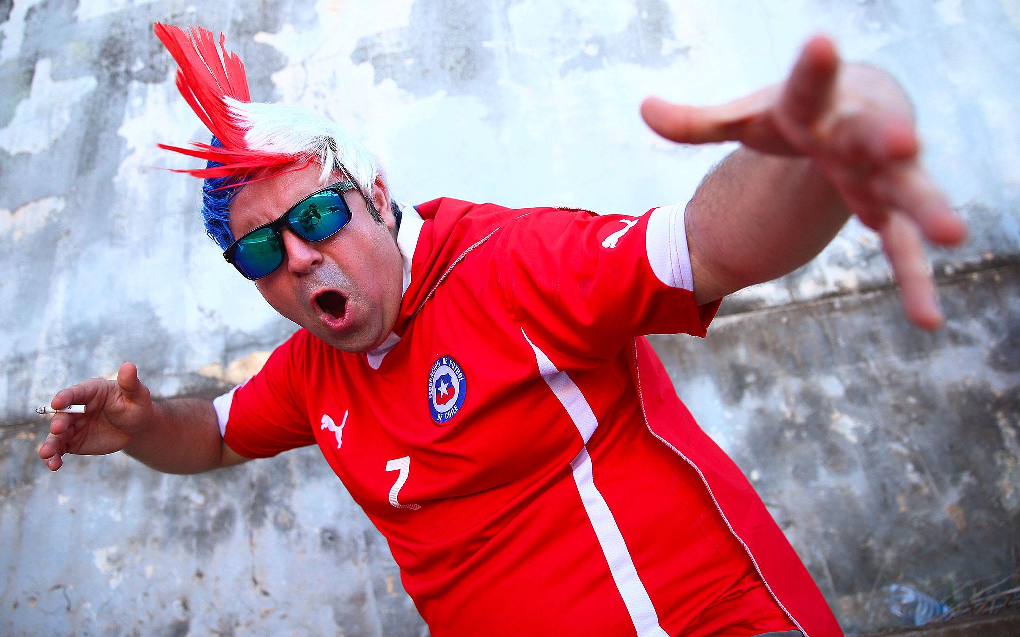 Chile fan