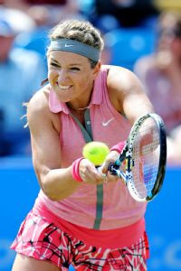 Victoria Azarenka is certainly a dangerous No. 8 seed.