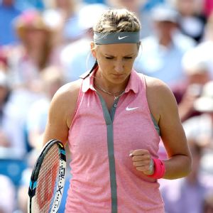 Victoria Azarenka has not had a happy few months, but she is fit and ready for Wimbledon.