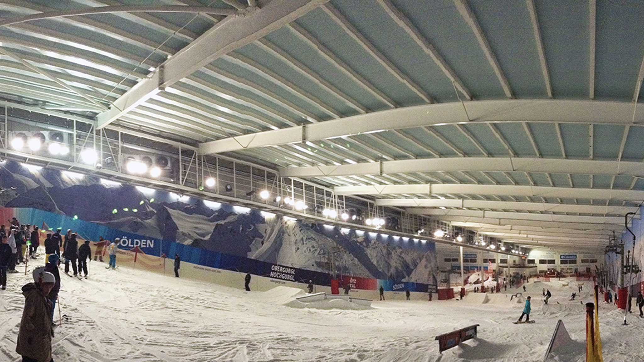 The Snow Centre, England