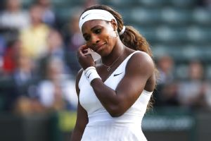 Serena Williams loves nothing more than to prove people wrong, but whatever was ailing her could be cause for alarm.