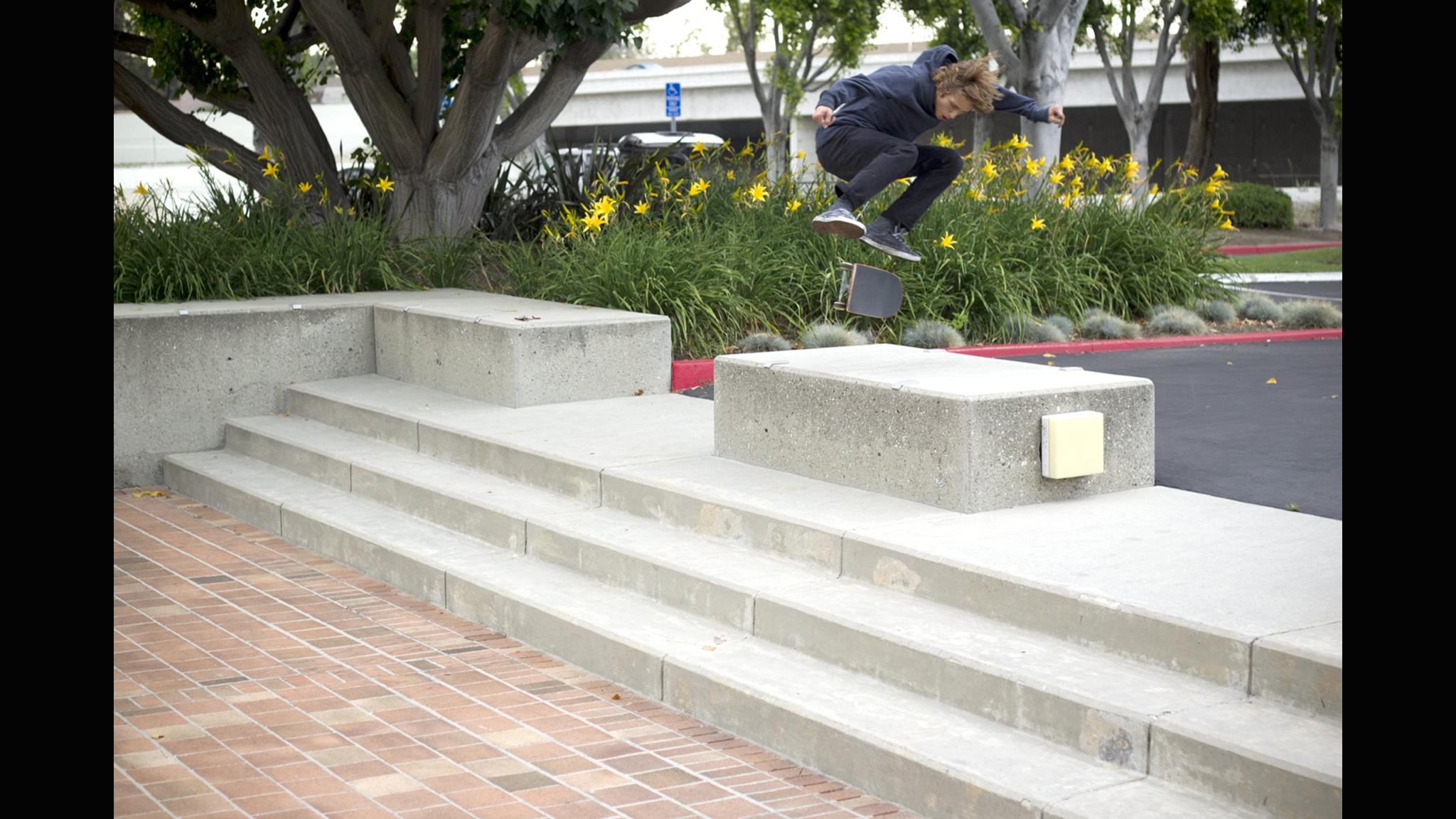 Julian Davidson, B/S flip