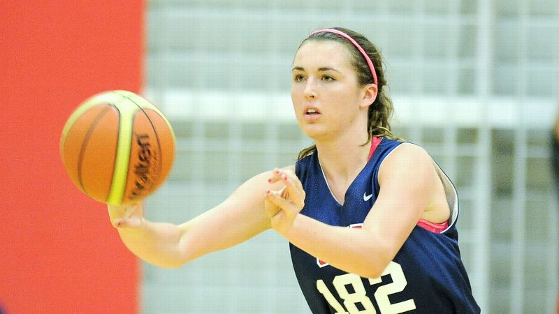 Erin Boley has chopped her list down to seven schools, but says she probably won't make her decision until next summer.