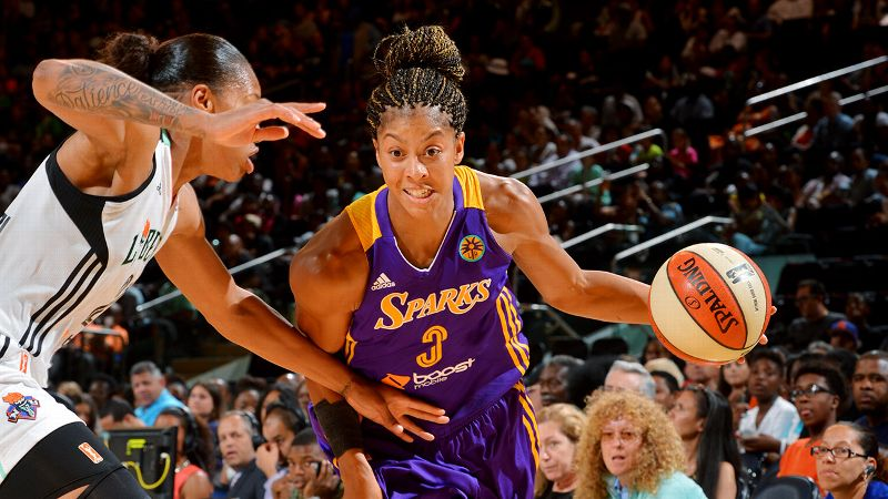 She has been the WNBA's MVP twice, including last season. What she'd really like to be is a WNBA champion, but that hasn't happened yet. In fact, the Sparks have not made the WNBA Finals in Parker's previous six seasons in the league. With a disappointing 9-11 record thus far in 2014, Los Angeles has been relying very heavily on Parker. She's essentially both the Sparks' top scorer and top playmaker, averaging 19.5 points and 4.5 assists, along with 7.4 rebounds. There's really nothing Parker can't do on court, but the Sparks might have a better remainder of the season if she doesn't have to do quite so much.