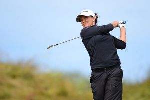 Mo Martin is in her third year on the LPGA Tour after spending six years on the Symetra Tour.