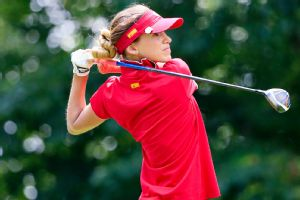 Belen Mozo clinched the title for Spain with a 3-and-2 win against Moriya Jutanugarn of Thailand.