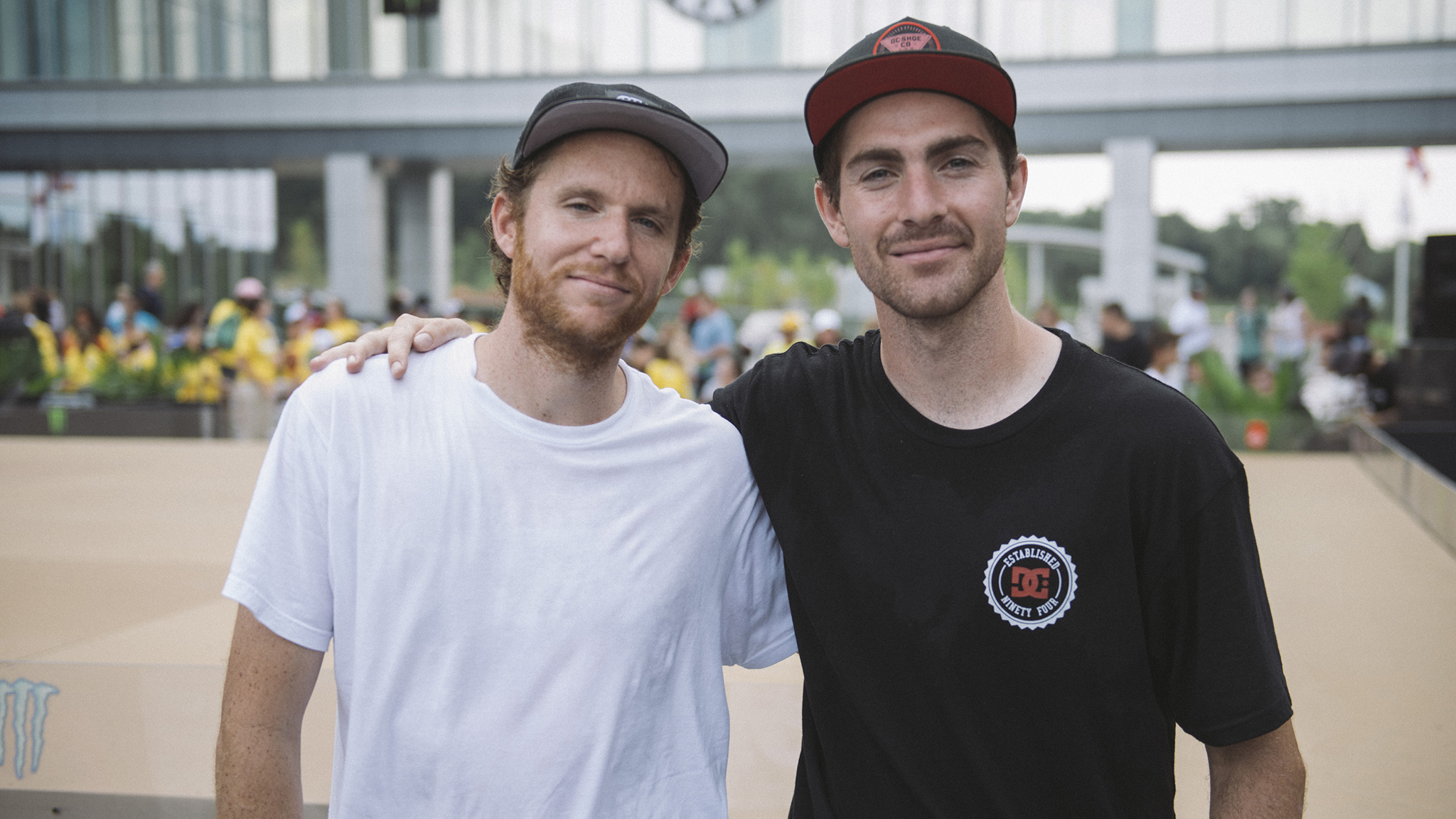 In the inaugural World Of X Games Game of Skate at ESPN HQ, Mike Mo Capaldi took out PJ Ladd to win the final.