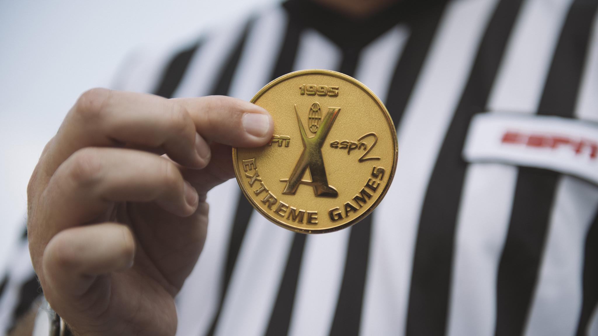 The coin flip