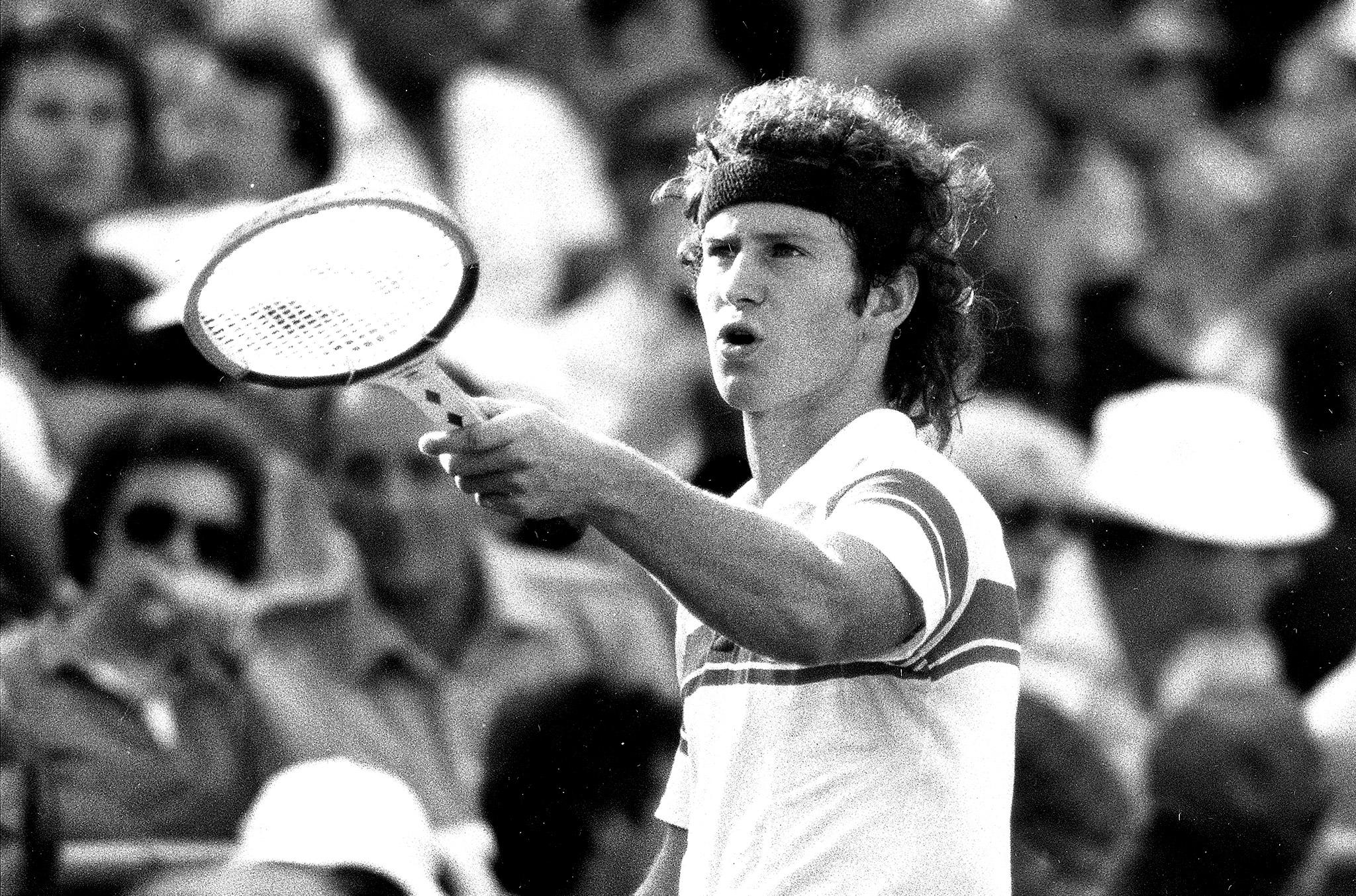 John McEnroe, Bjorn Borg