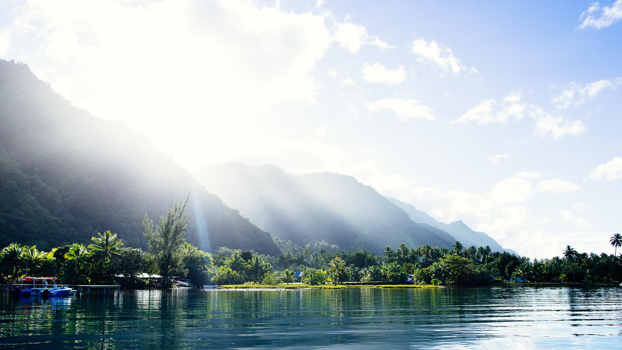 Sweet, Sweet Tahiti