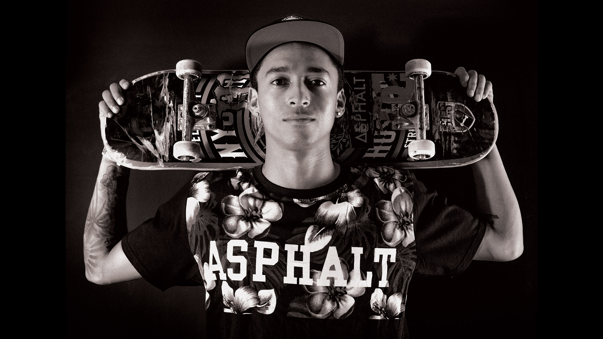 Nyjah Huston.