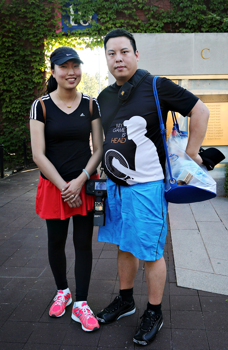 Kong Chien, Daisy Wang