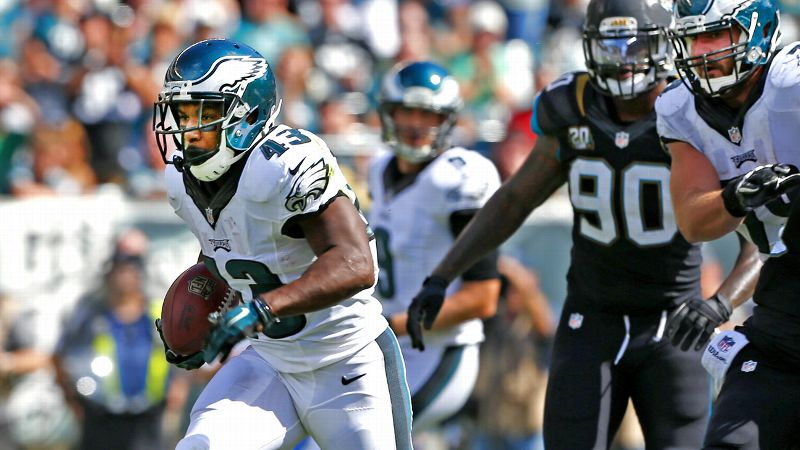 Should LeSean McCoy owners be worried about Darren Sproles' role in the Eagles' offense?