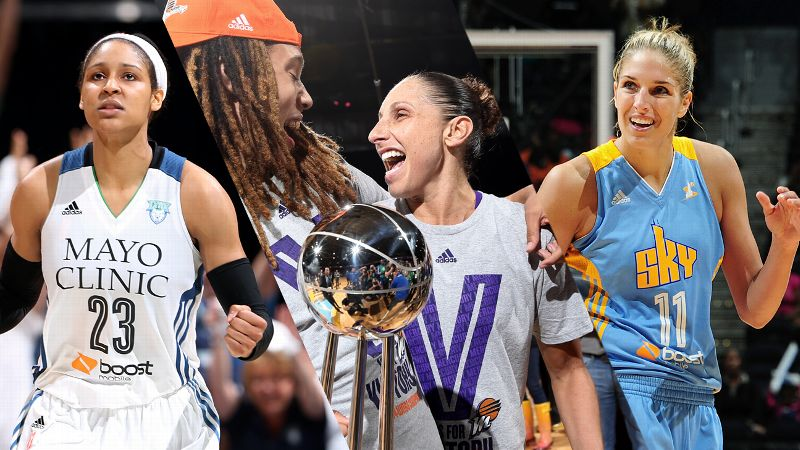 The Mercury won their third championship in spectacular fashion to wrap up the WNBA's 18th season, but the summer had plenty of seminal moments long before Phoenix hoisted the trophy. Michelle Smith takes a look back at the top 10 moments from the 2014 season.